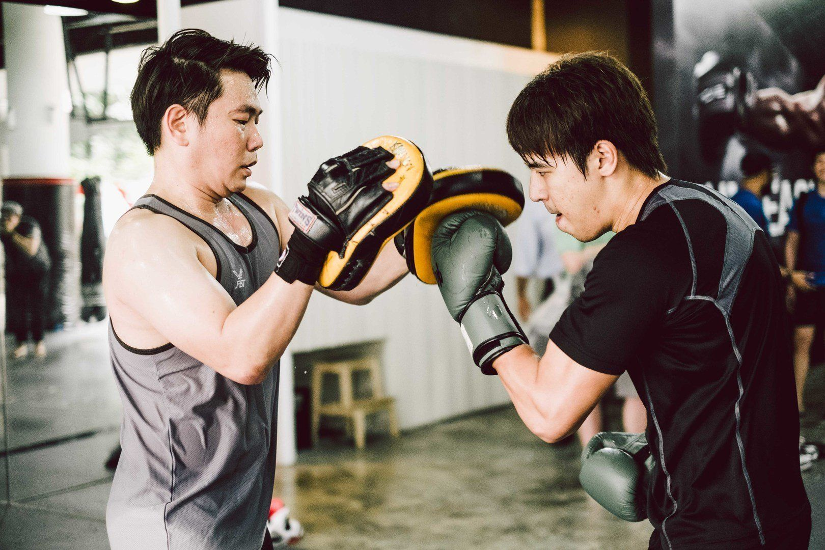 Boxing is a great workout that can help you into your best shape!