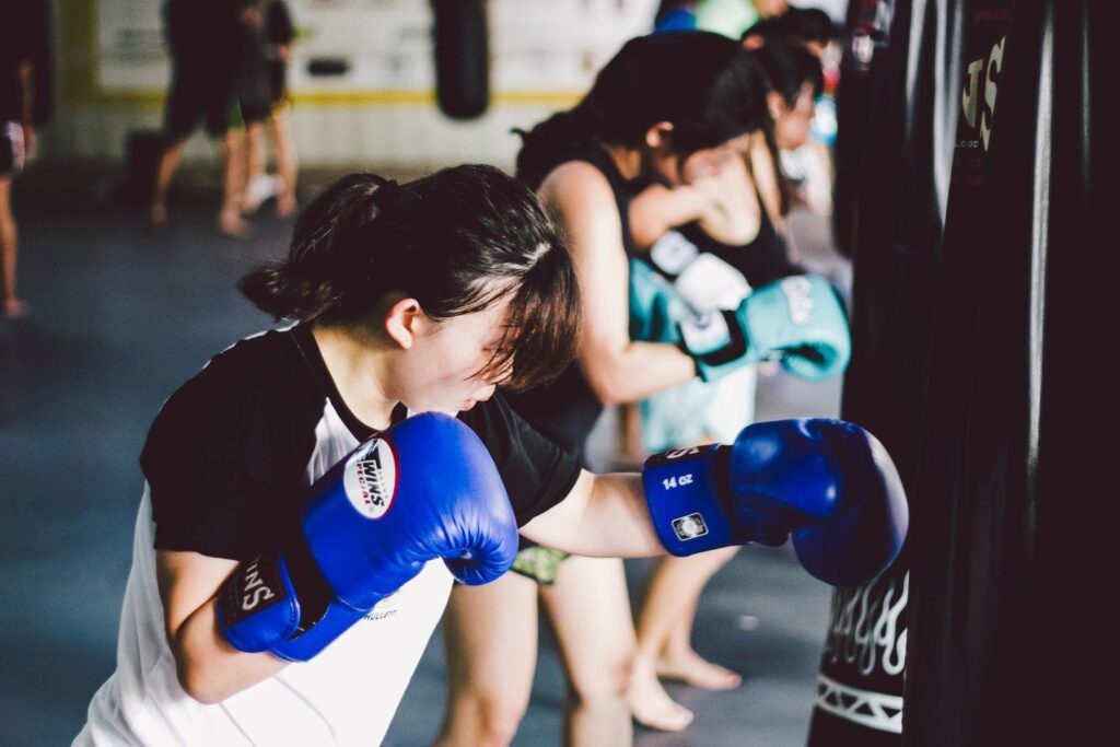7 Ways Boxing Helps Women Get Into The Best Shape Ever