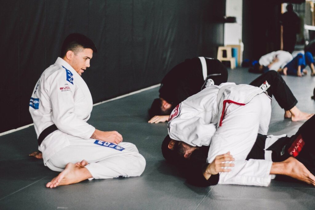 2x BJJ No Gi World Champion Bruno Pucci shares his winning techniques with his students.
