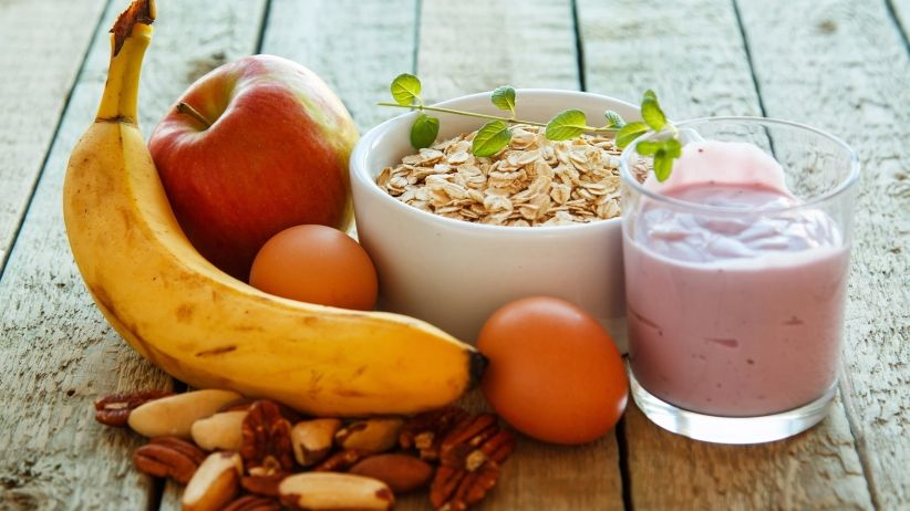 Healthy snacks can keep your energy levels up and prevent you from having unhealthy cravings.