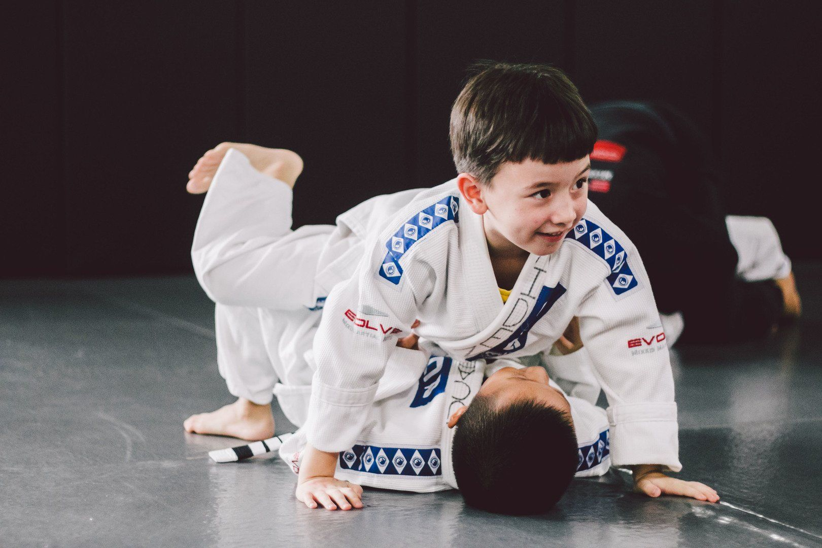 BJJ is a great way to bully-proof your child.
