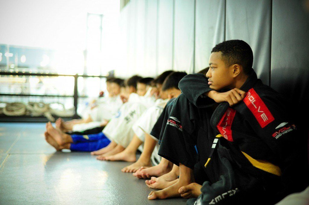 The martial art belt system teaches students to set goals, attain them, and see the visual results of these achievement