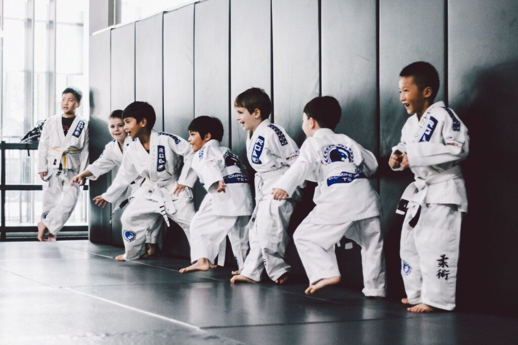 Martial Arts: The Solution To Your Child's Obsession With Video Games