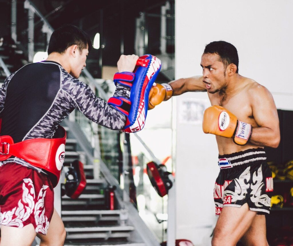 """ONE Superstar and Muay Thai World Champion Dejdamrong Sor Amnuaysirichoke is also known as """"fierce eyes""""."""
