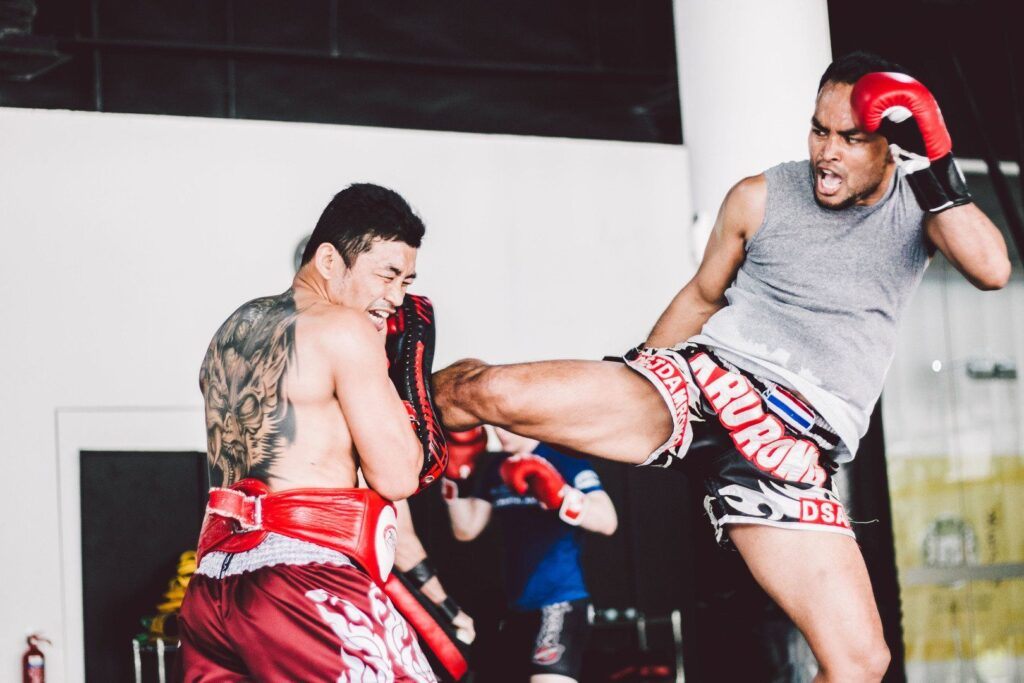 """ONE Strawweight World Champion and multiple-time Muay Thai World Champion Dejdamrong Sor Amnuaysirichoke earned the fight name """"fierce eyes"""" from his Muay Thai days."""