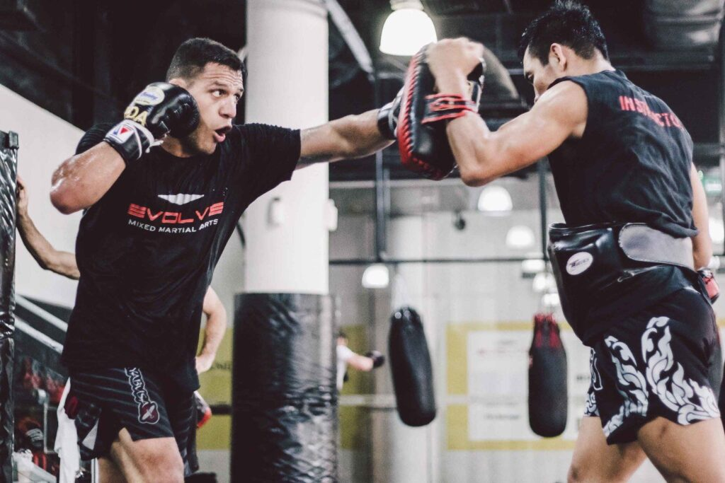 UFC Lightweight World Champion Rafael Dos Anjos from the EVOLVE Fight Team has officially started fight camp for his upcoming title defense against #1 contender Eddie Alvarez on July 7!