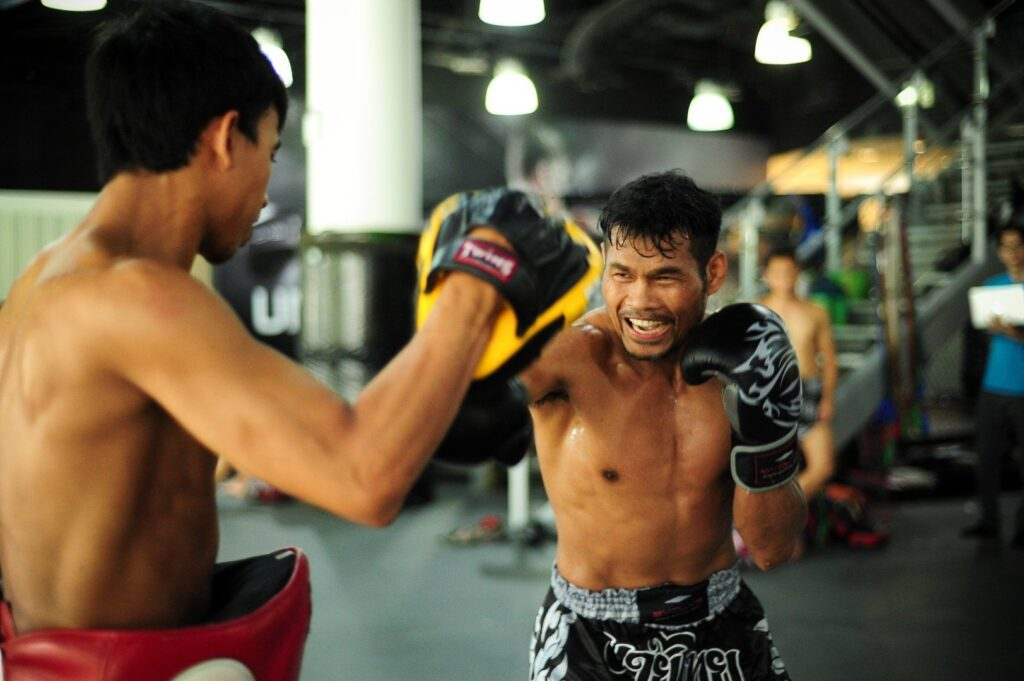 WBA Boxing World Champion Yodsanan Sityodtong prepares for his upcoming fight at ONE: Kingdom of Champions.