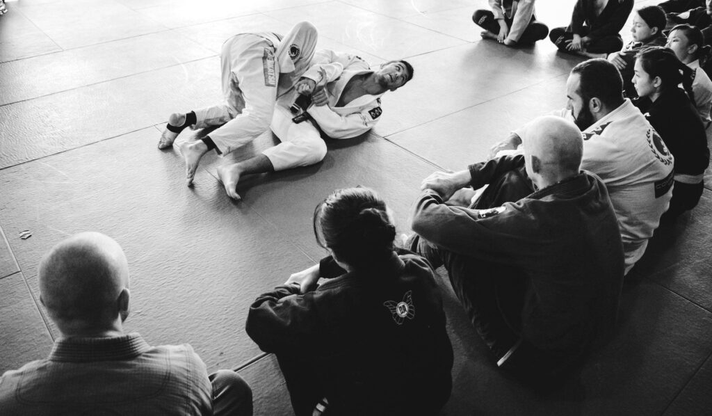 BJJ World Champion and ONE Superstar Bruno Pucci explains the details of the kimura.