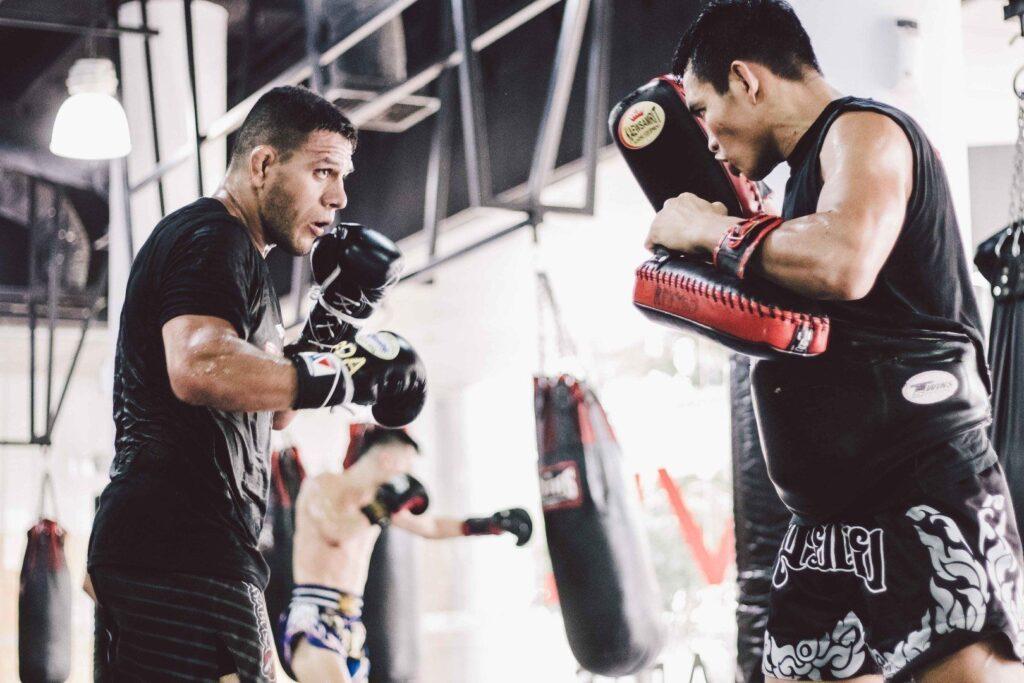 UFC Lightweight World Champion Rafael Dos Anjos started training Brazilian Jiu-Jitsu at the age of 13.