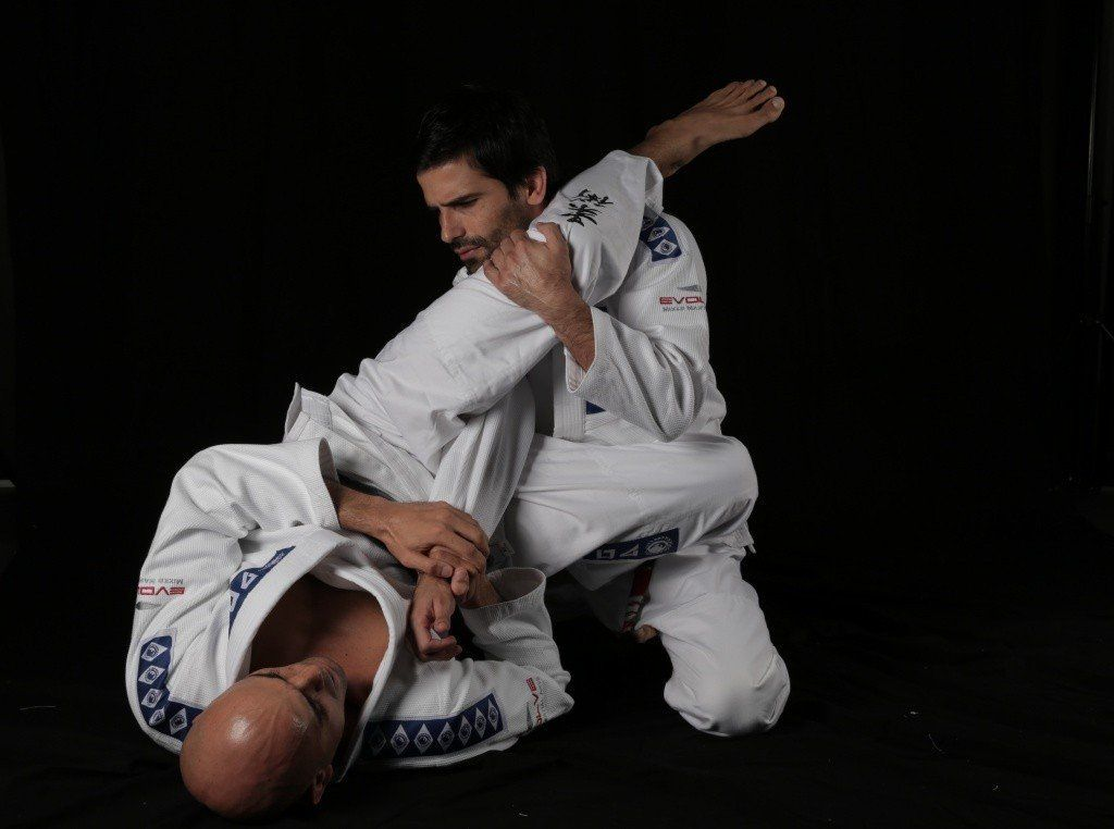 BJJ is also known as the game of human chess.