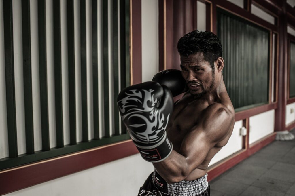 WBA Boxing World Champion and ONE Superstar Yodsanan Sityodtong is known for his KO power.