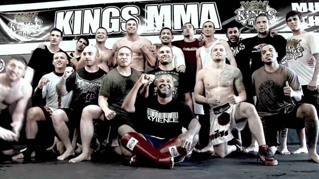 Gyms Around The World: Kings MMA
