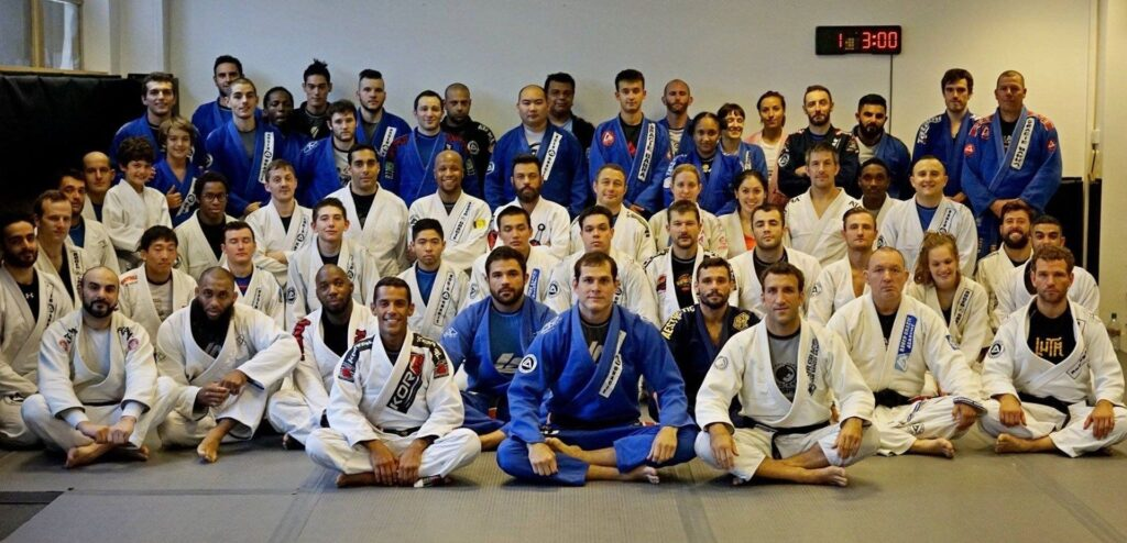 Gyms Around The World: Roger Gracie Academy
