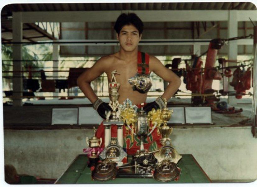 WATCH: The Biggest Superstars Of The Golden Era Of Muay Thai (Videos)