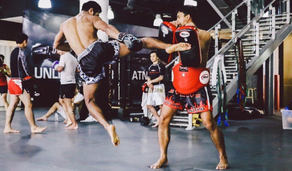 Yodsanan Sityodtong Evolve Fight Team