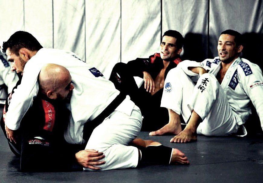 BJJ World Champion and UFC Lightweight World Champion Rafael Dos Anjos hails from Rio de Janeiro, Brazil.