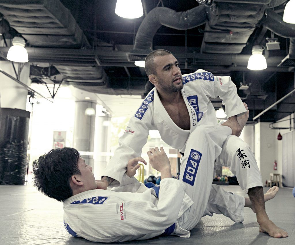 "BJJ World Champion and UFC Fighter ""Brodinho"" Issa has been practicing BJJ for over 15 years."