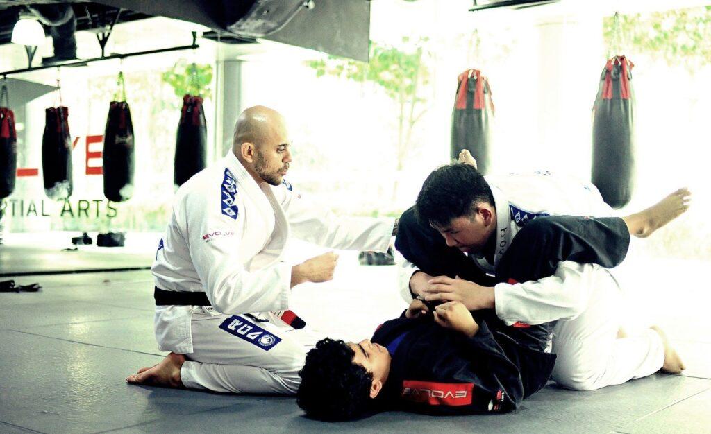 "BJJ National Champion Thiago ""Guli"" Kozama has been teaching BJJ in Brazil ever since he was a blue belt."