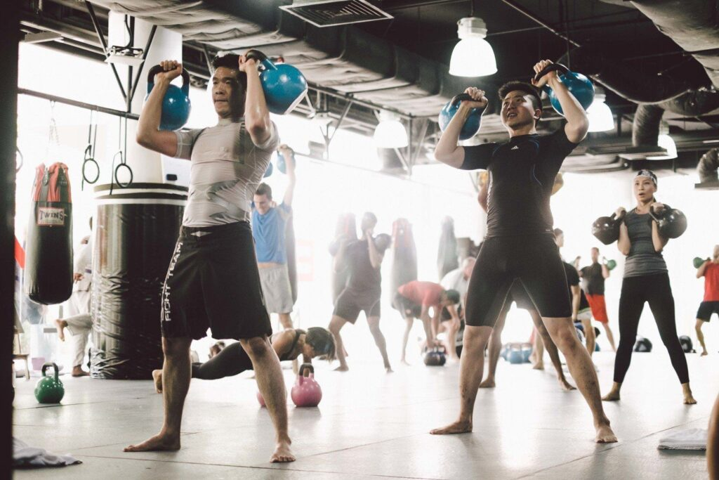 Strength & conditioning is a great way to take your martial arts training to the next level.