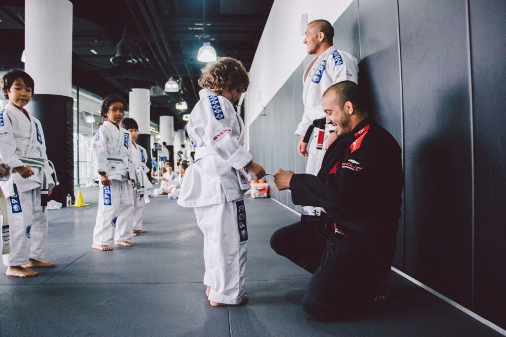 Every stripe you are awarded brings you one step closer to receiving your Black Belt.