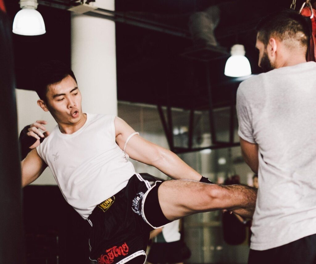 Developed over thousands of years, Muay Thai is known for its tremendous power, maximum efficiency, and raw simplicity.