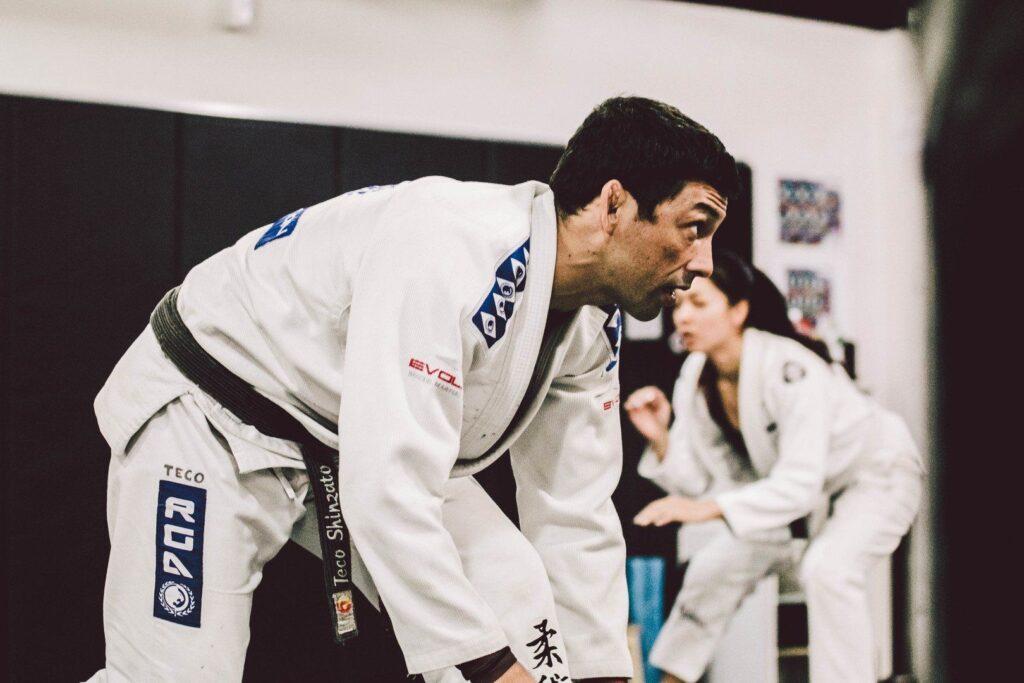 2x BJJ World Champion Teco Shinzato has over 20 years of martial arts experience.