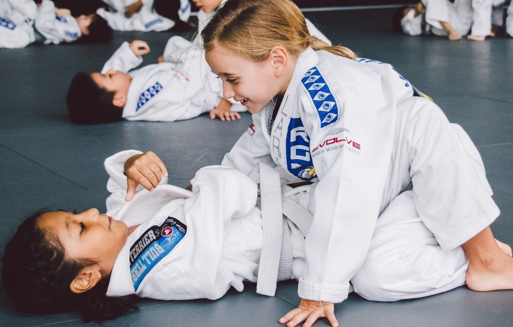 By enrolling your daughter in a martial arts program, she will inherit confidence, mental strength, discipline, focus, and much more.