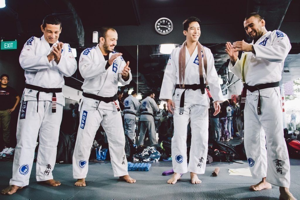 The objective of your BJJ training should be to obtain complete mastery of ground control and submissions.