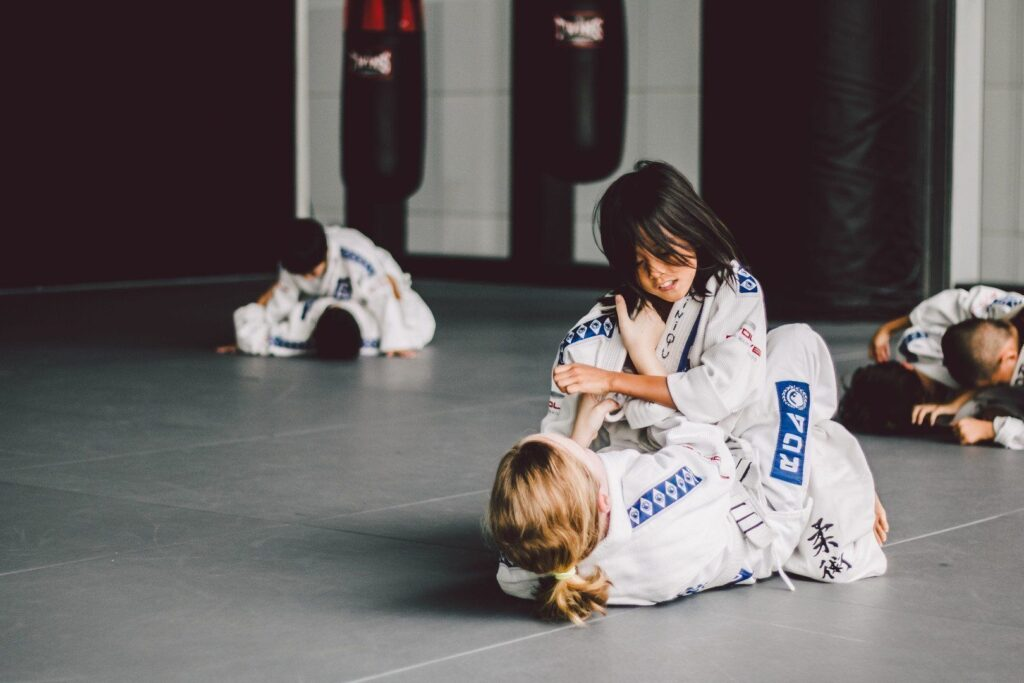 Keep your kids active and bully-proof with BJJ!