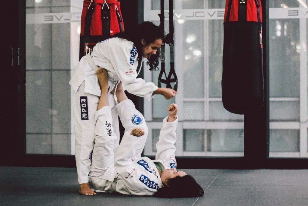 BJJ keeps you physically and mentally sharp.