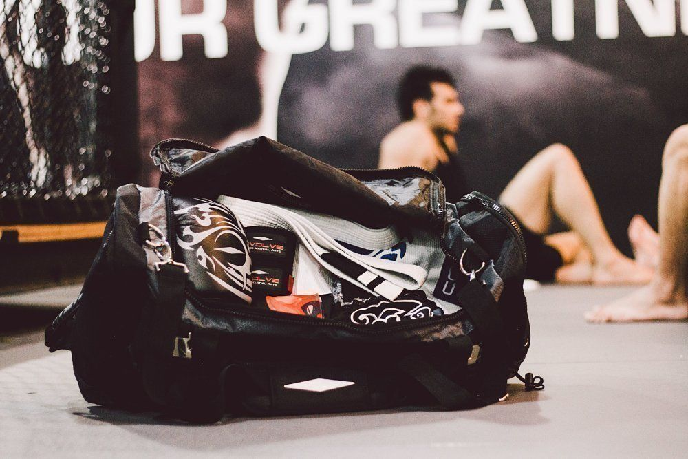You can pick up all the training gear you need at Evolve Fight Gear!