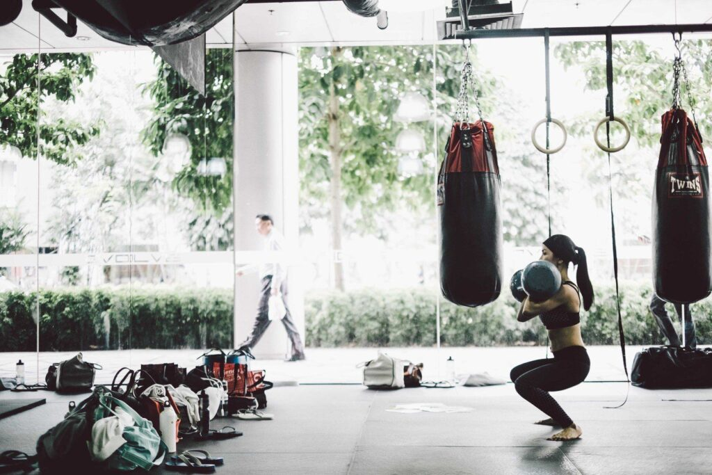 Strength and conditioning is a great way to supplement your martial arts training.