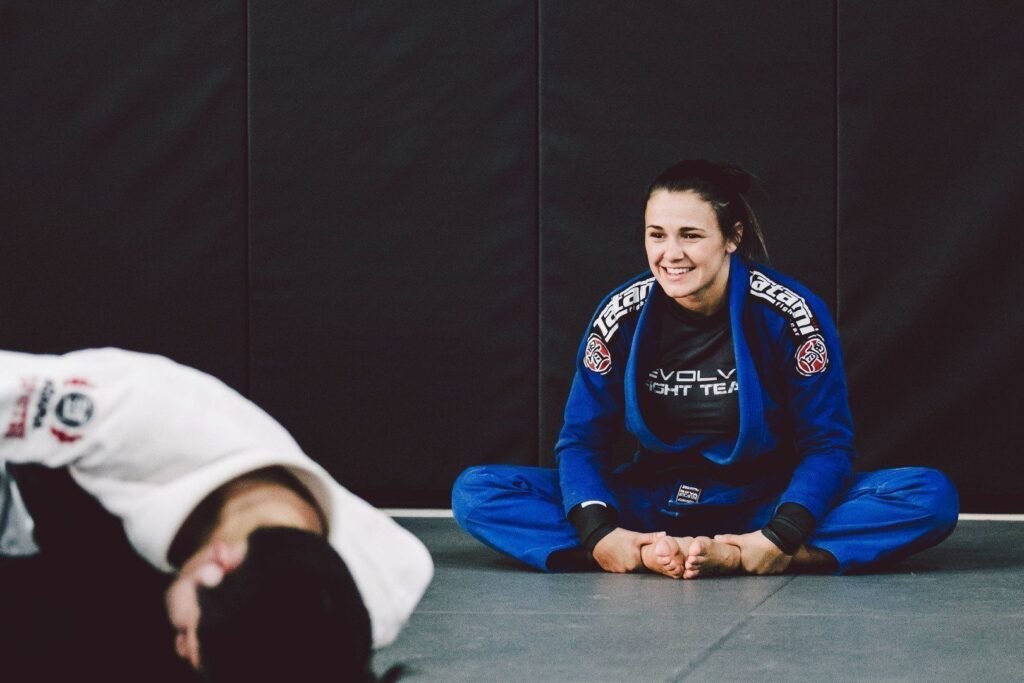 7 Ways Brazilian Jiu-Jitsu (BJJ) Helps Women Get Into The Best Shape Ever
