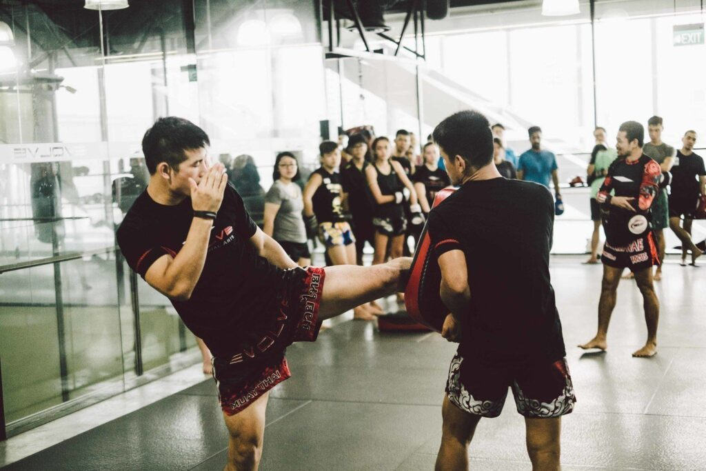 At Evolve MMA, you can train under World Champions.
