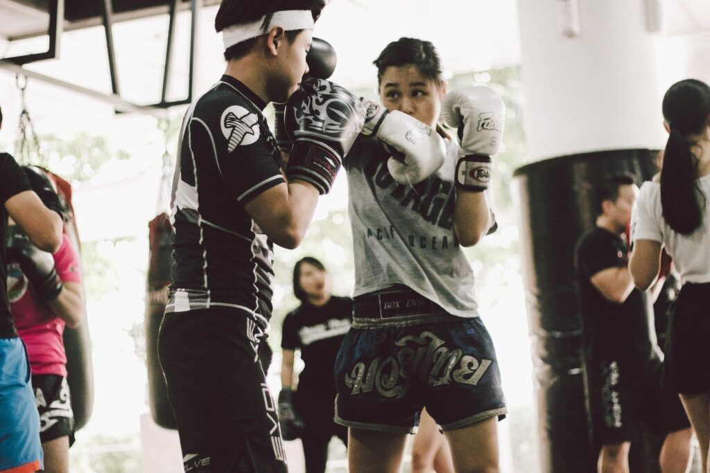 A 60-minute Muay Thai class can burn up to 1,000 calories.