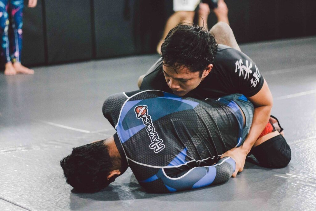 To be a well-rounded grappler, you should train no-gi as well.