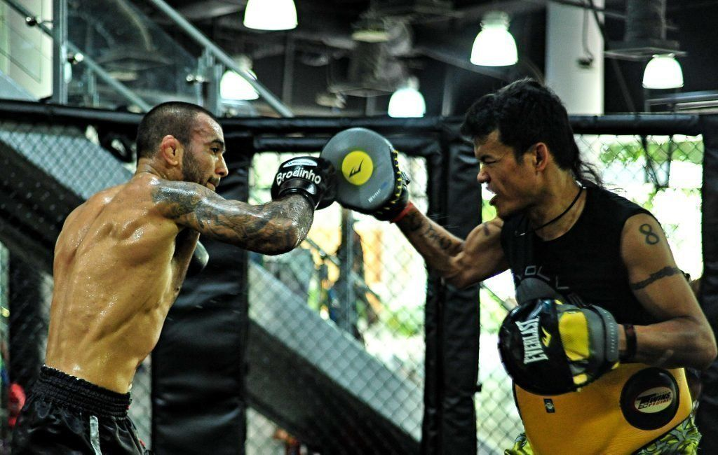 Train hard, and make every sparring session count!