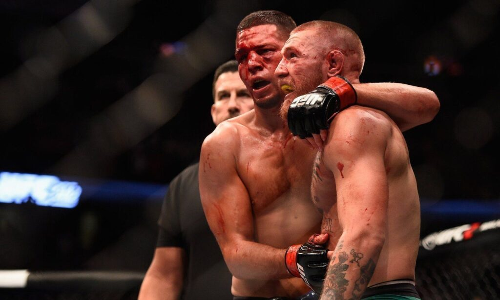Here's Why Conor McGregor's Leg Kicks Did Not Stop Nate Diaz