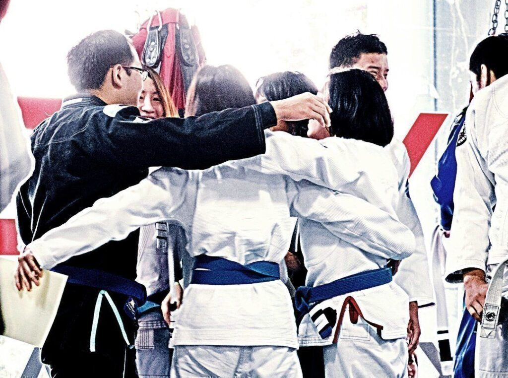 The friendships you forge through martial arts are friendships you'll have for a lifetime.