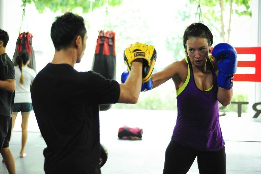 I Started Training Martial Arts And Here's Why I'm Never Going To Stop