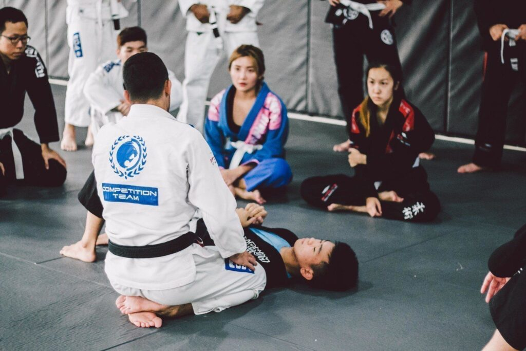 With so many different techniques to learn, there's never a dull moment in BJJ.
