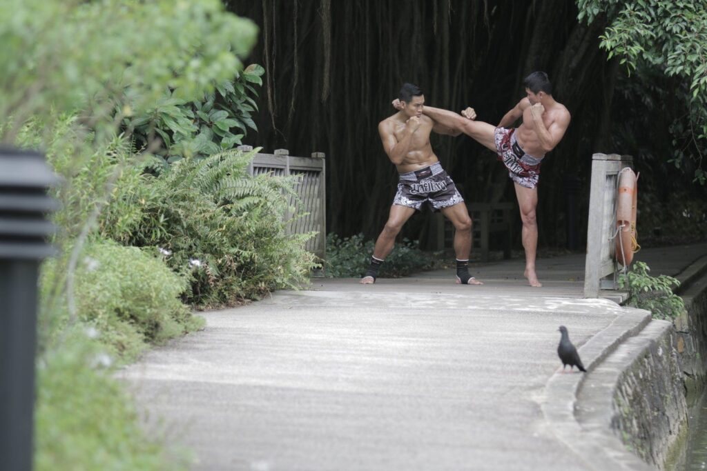 WATCH: Elevate Your Muay Thai Game With These Defense And Counterattack Moves (Videos)