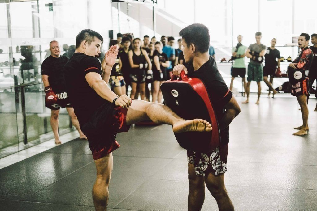 7 Signs You're Getting Serious About Muay Thai