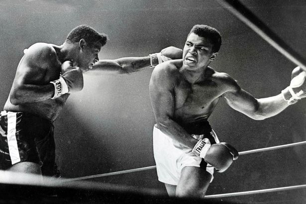 "Boxing legend Muhammad Ali's rope-a-dope strategy helped him win ""The Rumble In The Jungle"", his much-acclaimed fight against George Foreman."