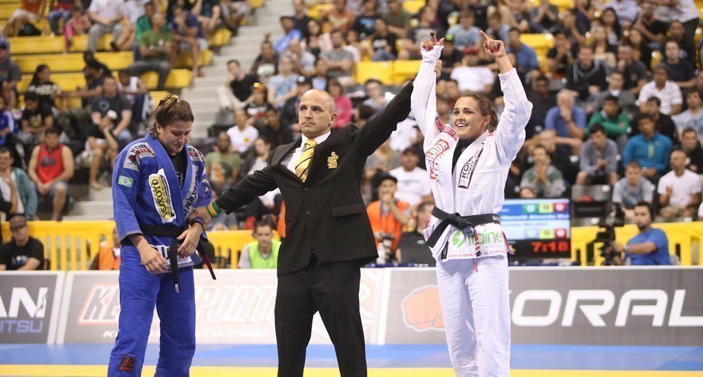 8x BJJ World Champion Michelle Nicolini has one of the most technical BJJ games to date.
