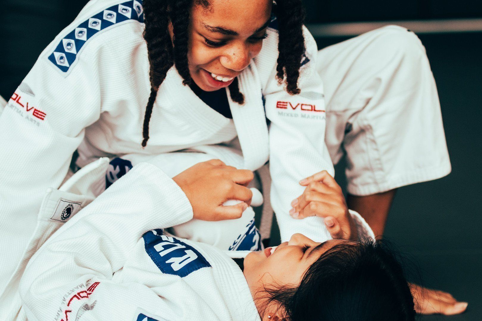 BJJ is a fun way to keep active!