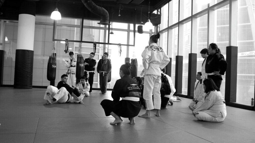 There's never a dull moment in BJJ, with the many techniques there are to master.