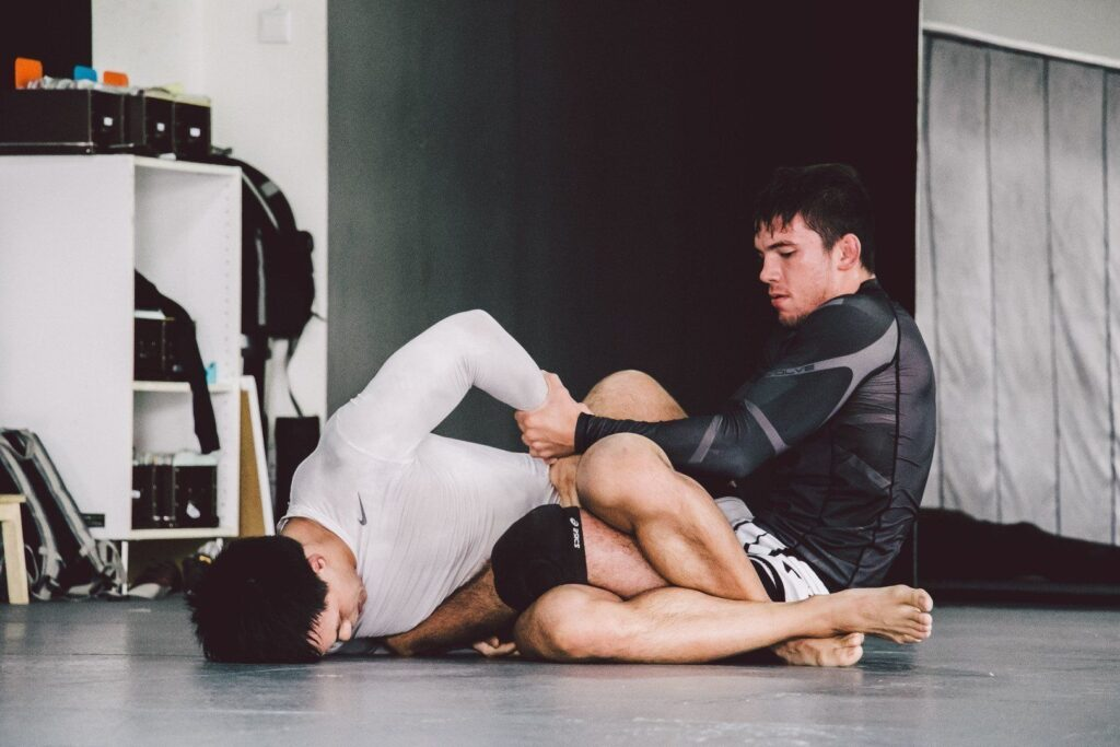 ONE Superstar Bruno Pucci's favorite techniques are the armbar and rear naked choke.