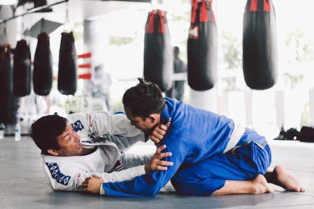 2x BJJ World Champion Teco Shinzato teaches BJJ at Evolve MMA.