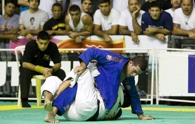 5 Essential Rules For A Killer Half Guard